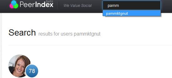 hvad peerindex er