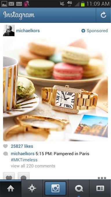 annoncer på instagram